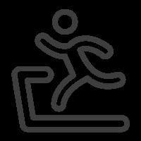 icona esercizio tapis roulant